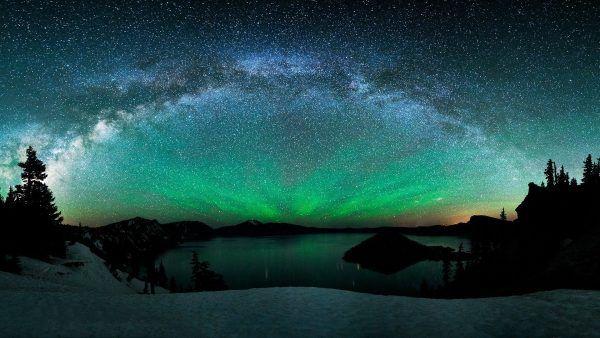 aurora boreal wallpaper HD | Aurora boreal, Fenômenos naturais, Auroras  boreais