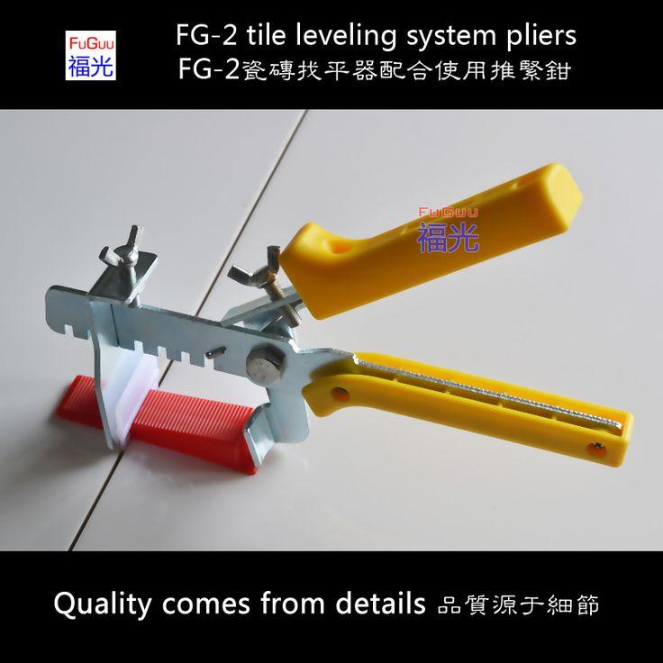FG-2 tile nivellement système pinces 1 pcs