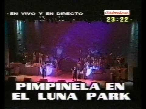 Pimpinela @Luna Park | 18 | Bonus | Heroína solitaria - YouTube