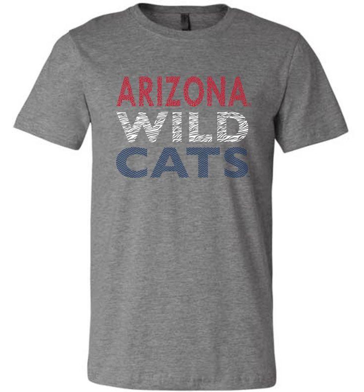 NCAA University of Arizona Wildcats U of A - Unisex T-Shirt - UOFA1225-d