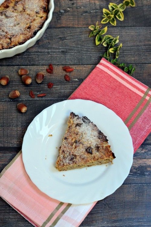 Mogyorós-almás sütemény recept