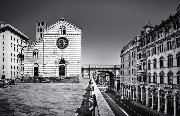 The Balcony of the Church by Emanuele Colombo on 500px