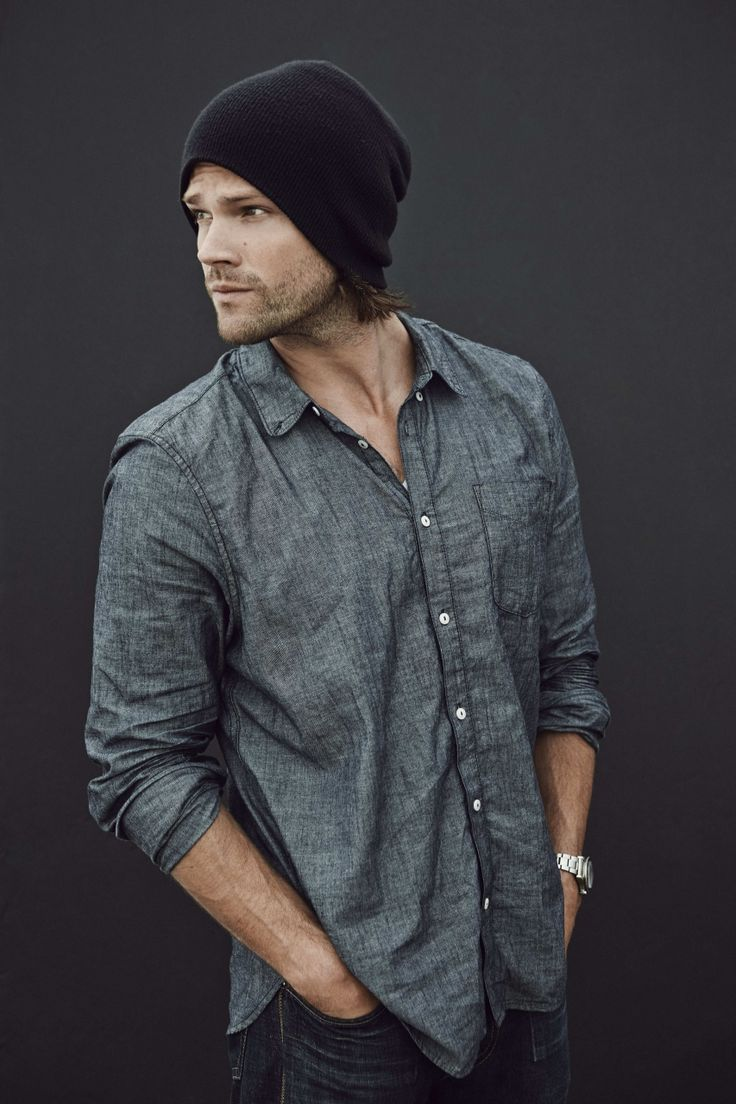 So, these emerge from nowhere four months after #SDCC2013 ...not that I'm complaining, because HOT DAMN. #JaredPadalecki