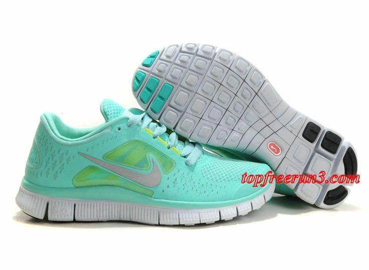 #topfreerun3 com Save Up To 70%,$53.69 Tiffany Blue Nike Free Run 3
