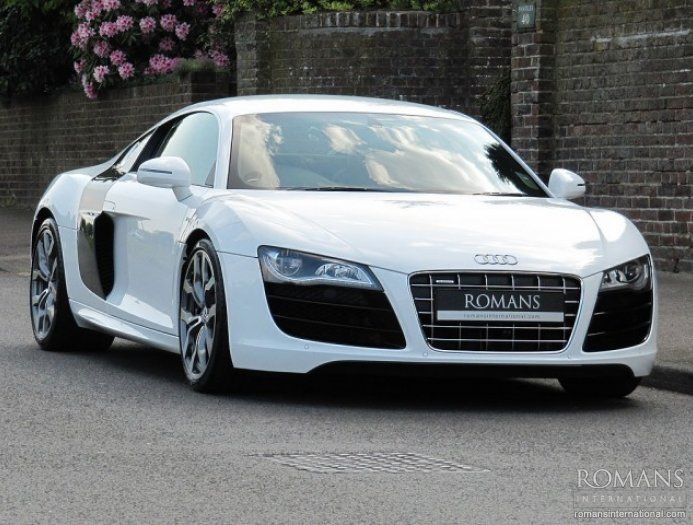 2009 (59) Used Audi R8 V10 Manual | Ibis White
