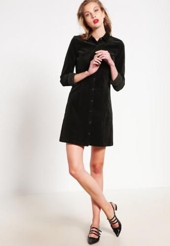 #Minimum mathia vestito gator green Oliva  ad Euro 90.00 in #Minimum #Donna abbigliamento vestiti