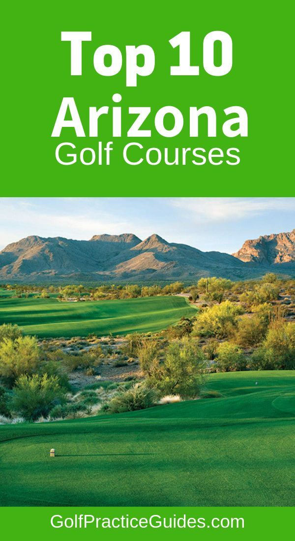 10 Best Golf Courses to Play in Arizona Review (#5 is ...