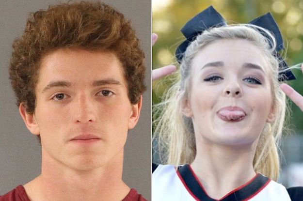 College Football Player Accused Of Killing Teen Girl As She Slept #college #football #player #accused #killing #slept