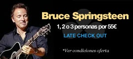 Oferta Bruce Springteen Gijón