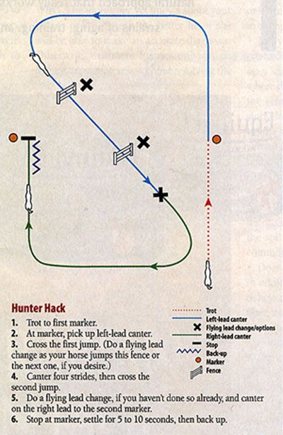 Hunter Hack: Flow Over Fences