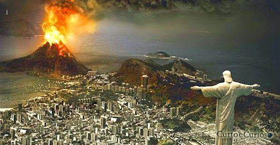 Tudo sobre Vulcões: Você sabia que o Brasil tem um vulcão?