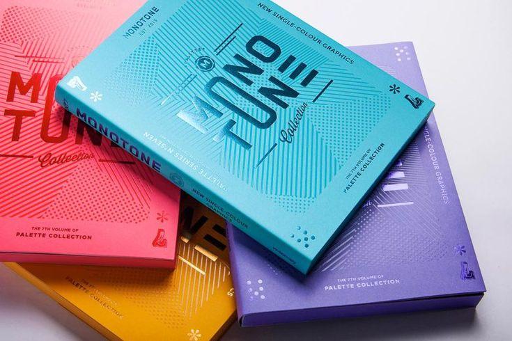 24_Monotone - New Single-colour Graphics