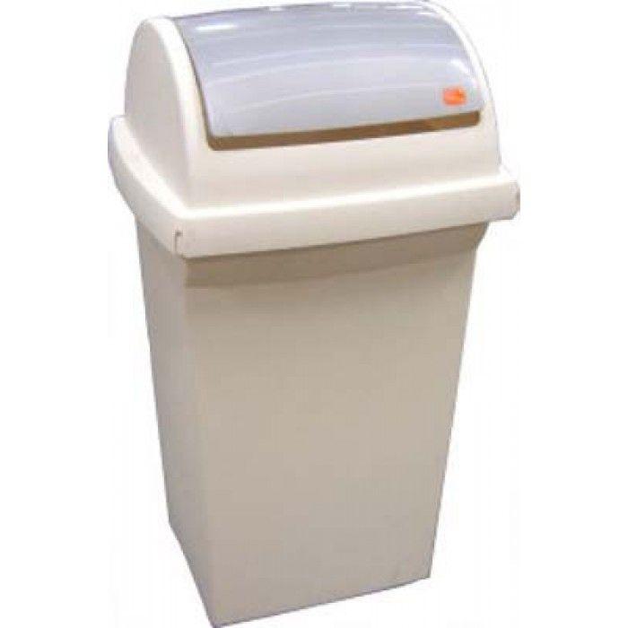 Cestino basculante plastica 50 lt Tata