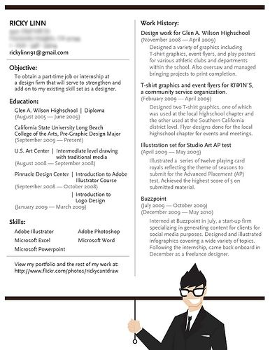 65 Best Résumé & Cover Letter Ideas Images On Pinterest | Resume