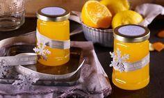 Orangen-Zitronen-Gelee Rezept   Dr. Oetker
