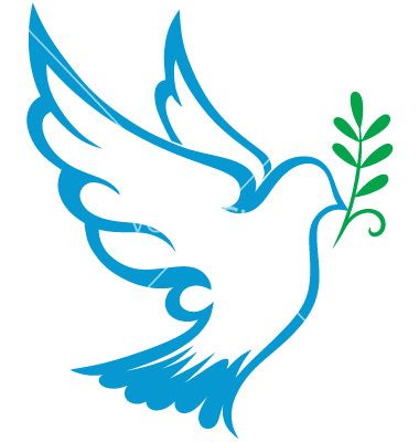 Dove symbol vector | church | Pinterest | Search ...