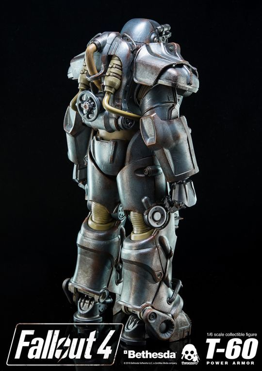 Fallout 4 - T-60 Power Armor