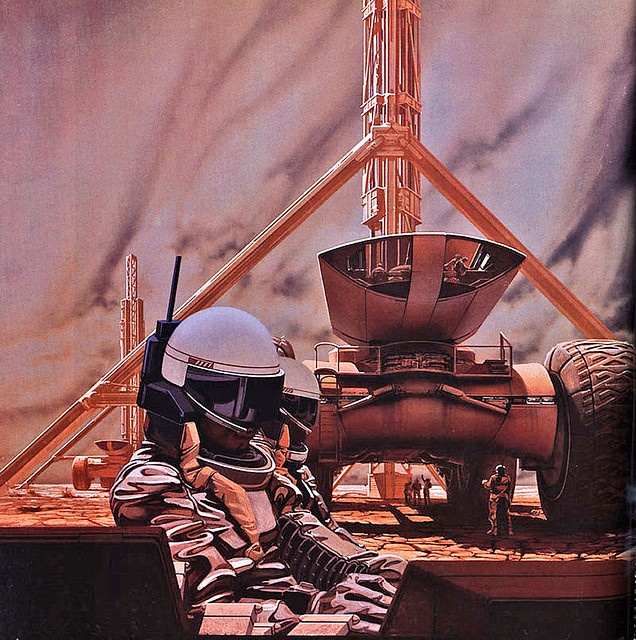 58 Best Retro Scifi Images On Pinterest: 58 Best Syd Mead Images On Pinterest