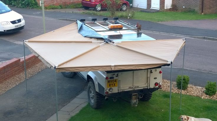8 Best Tuff Trek Rooftents And Overland Accessories Images