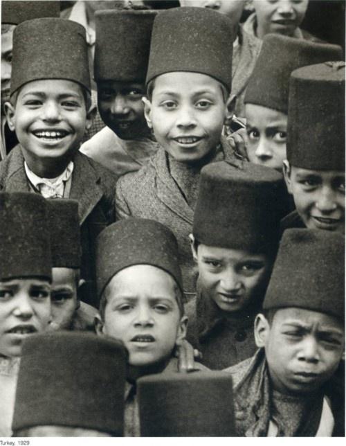 Martin Munkacsi - Turkey 1929