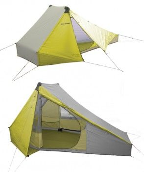 Ultra Light Specialist Tents Fold Up Almost The Size Of A Water Bottle