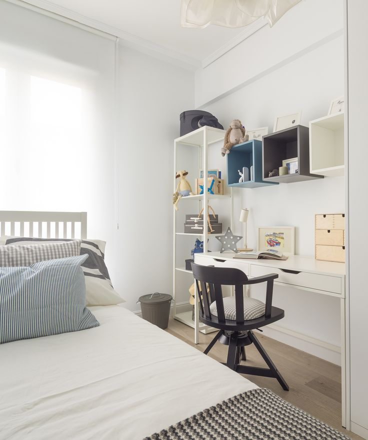 51 best dormitorios dise ados images on pinterest Mobiliario juvenil ikea