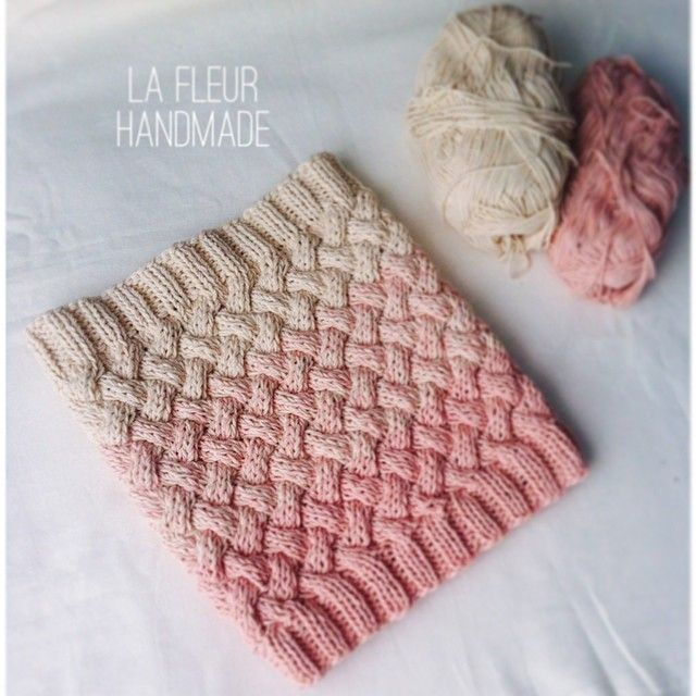 hand made snood by lafleur-knit.com