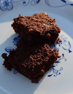 Chokoladekage med squash (Recipe in Danish)
