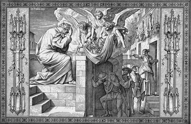St. Peter's vision, Acts 10