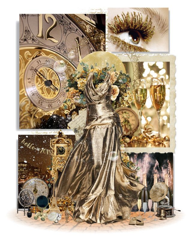 """""""New Years Eve"""" by infinite-stars29 ❤ liked on Polyvore featuring Parlane, Hermès, Rubin Singer, Dolce&Gabbana, LSA International, Alexander McQueen, Merci Gustave!, Charbonnel et Walker and Black Pearl"""