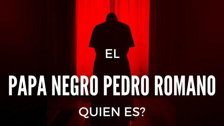 Quien es el Papa Negro Pedro Romano? Preguntas y Respuestas