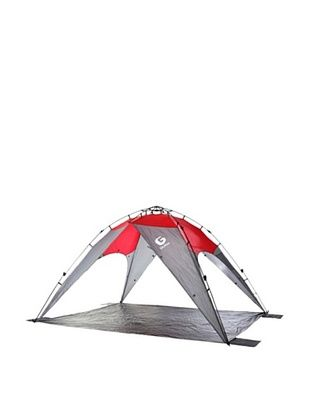 57% OFF Guro Outdoor Horizon Sun & Wind Shelter, Red/Grey