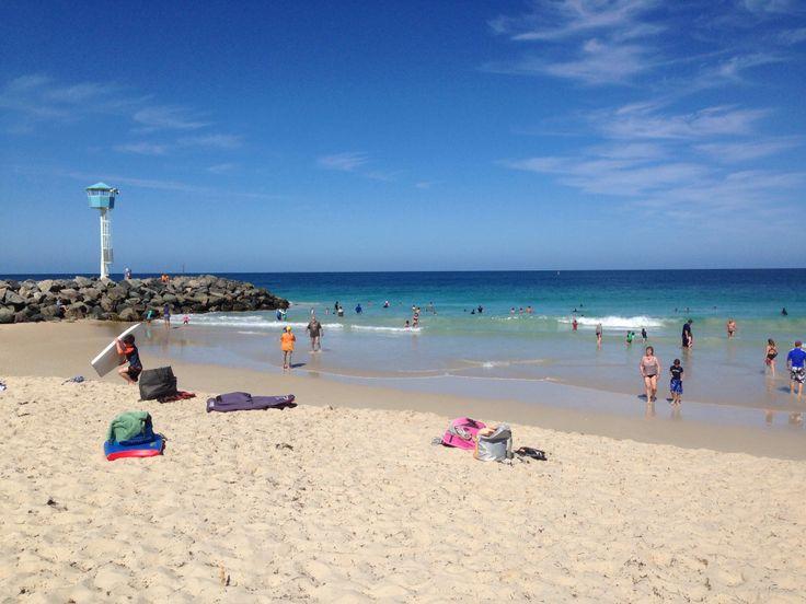 City Beach. Perth Western Australia.