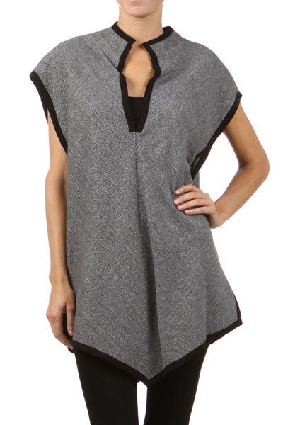 Maddox Tunic // designer wears #wearabledesign