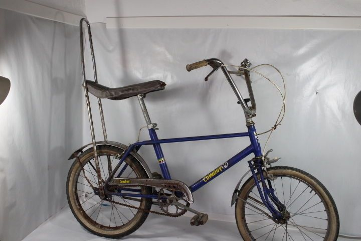 Cow Boy  bici cross chopper vintage 70s Saltafoss carnielli