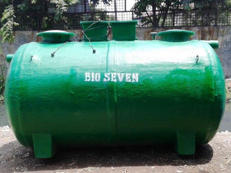 STP Bio, Septic Tank Bio, IPAL Biotech, Biofil, Bioseven IPAL Tanpa Sedot WC - 5