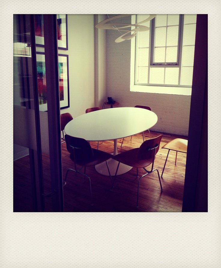 Another one of our meeting rooms.