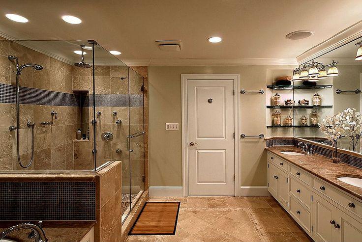23 best hanging towel solutions images on pinterest for Salle de bain 8m2