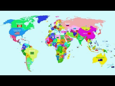 The Countries of the World Song (The World)