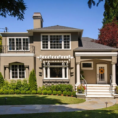 Best 25 stucco siding ideas on pinterest exterior paint schemes stucco paint and white - Exterior stucco paint ideas set ...