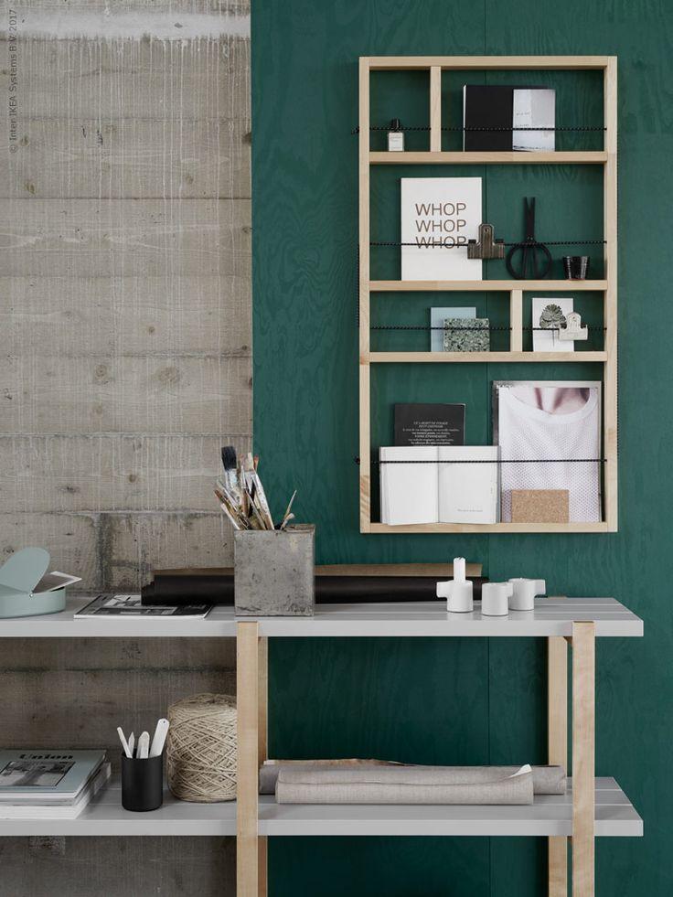 Hyllade HAY | IKEA Livet Hemma – inspirerande inredning för hemmet