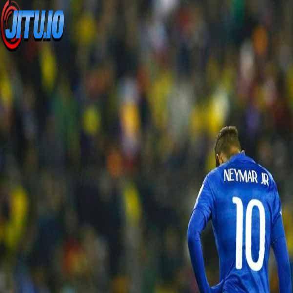 Neymar Dikenai Sanksi 2 Tahun Bui