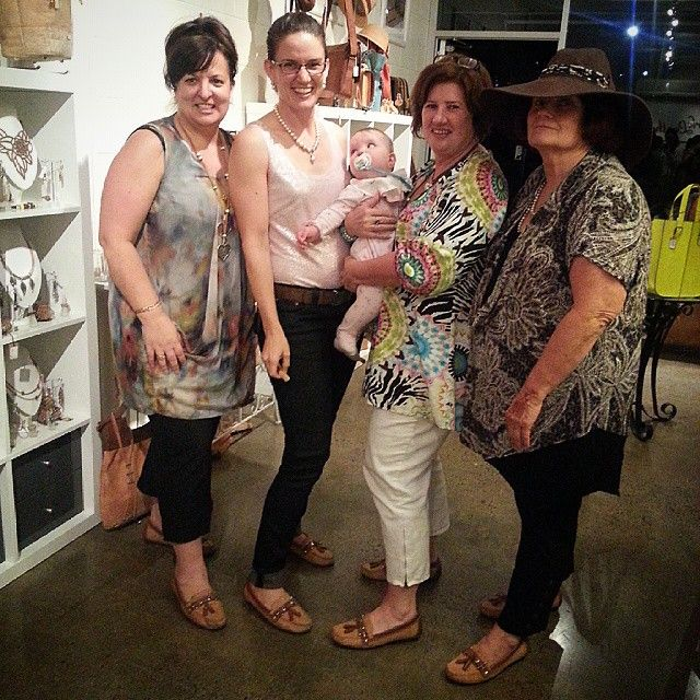 """Private shopping events are fun at #CorkLeather. Champagne and nibbles and good friends, what else do you need on a wednesday night?  #exclusive #event #brisbane #boutique #Corkleathershoes #shoes #fun #shopping"" Photo taken by @corkleather on Instagram"