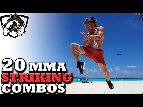 20 Unique MMA Striking Combos (Muay Thai, Taekwondo, Boxing) - pinned by emancipated squirrel