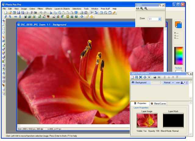 Forget Photoshop, Edit Your Photos With These Top Free Photo Editors: Photo Pos Pro