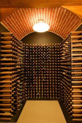 Custom wine rack project 4