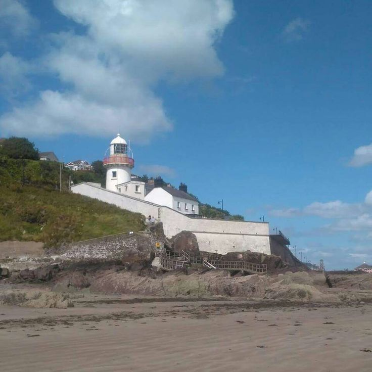 Youghal lighthouse August 2015