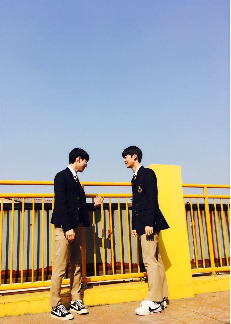 Bae JinYoung & Yoon JaeChan