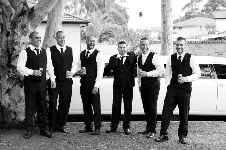 [ wedding photographer Sydney ] groomsmen  l  groom  l  wedding suits