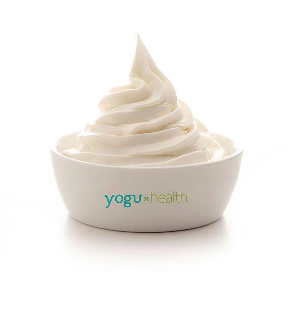 Yogu Health on Behance